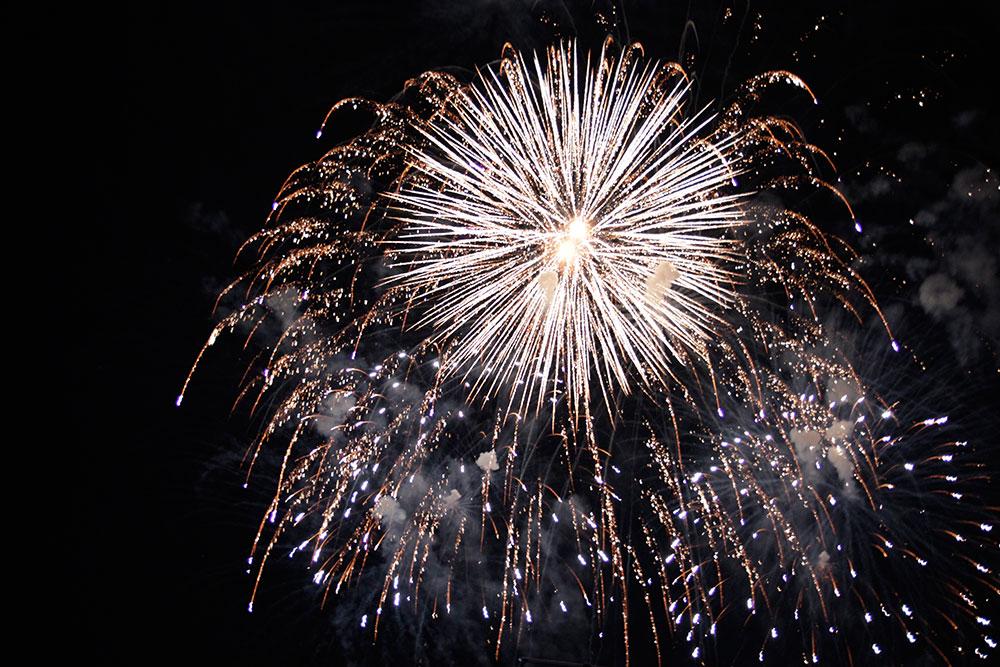 Frohes Neues Jahr - Glücksdetektiv