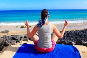Richtig meditieren - Glücksdetektiv
