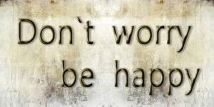 Was du gegen deine Sorgen machen kannst!