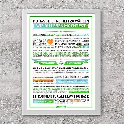 Glücksdetektiv Manifest