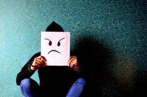 unglücklich sein - Glücksdetektiv