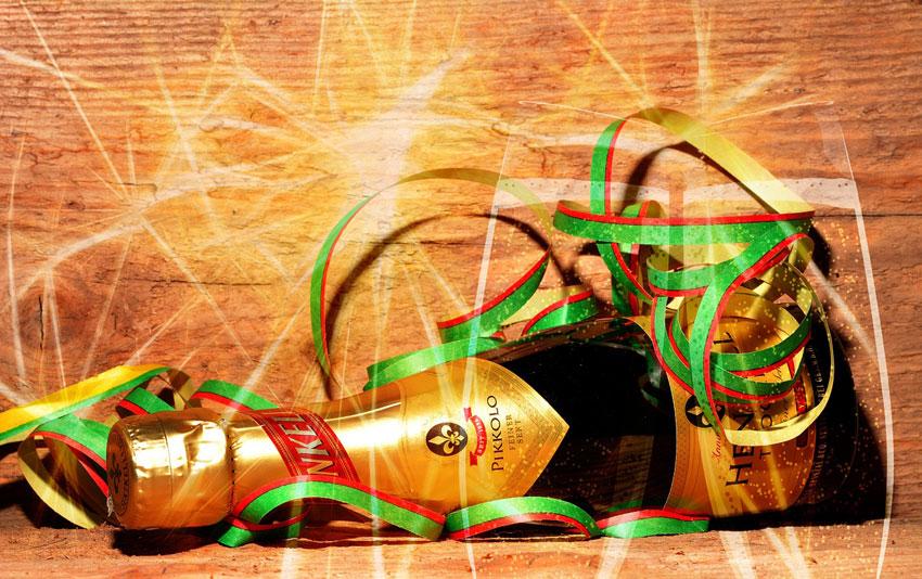 gute Vorsätze fürs neue Jahr - Glücksdetektiv