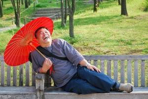 Lachen ist gesund - Glücksdetektiv