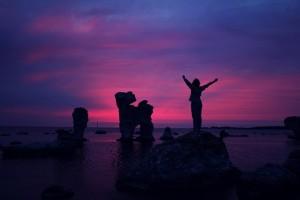 Herausforderungen meistern - Glücksdetektiv