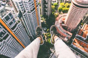 Komfortzone erweitern - Glücksdetektiv