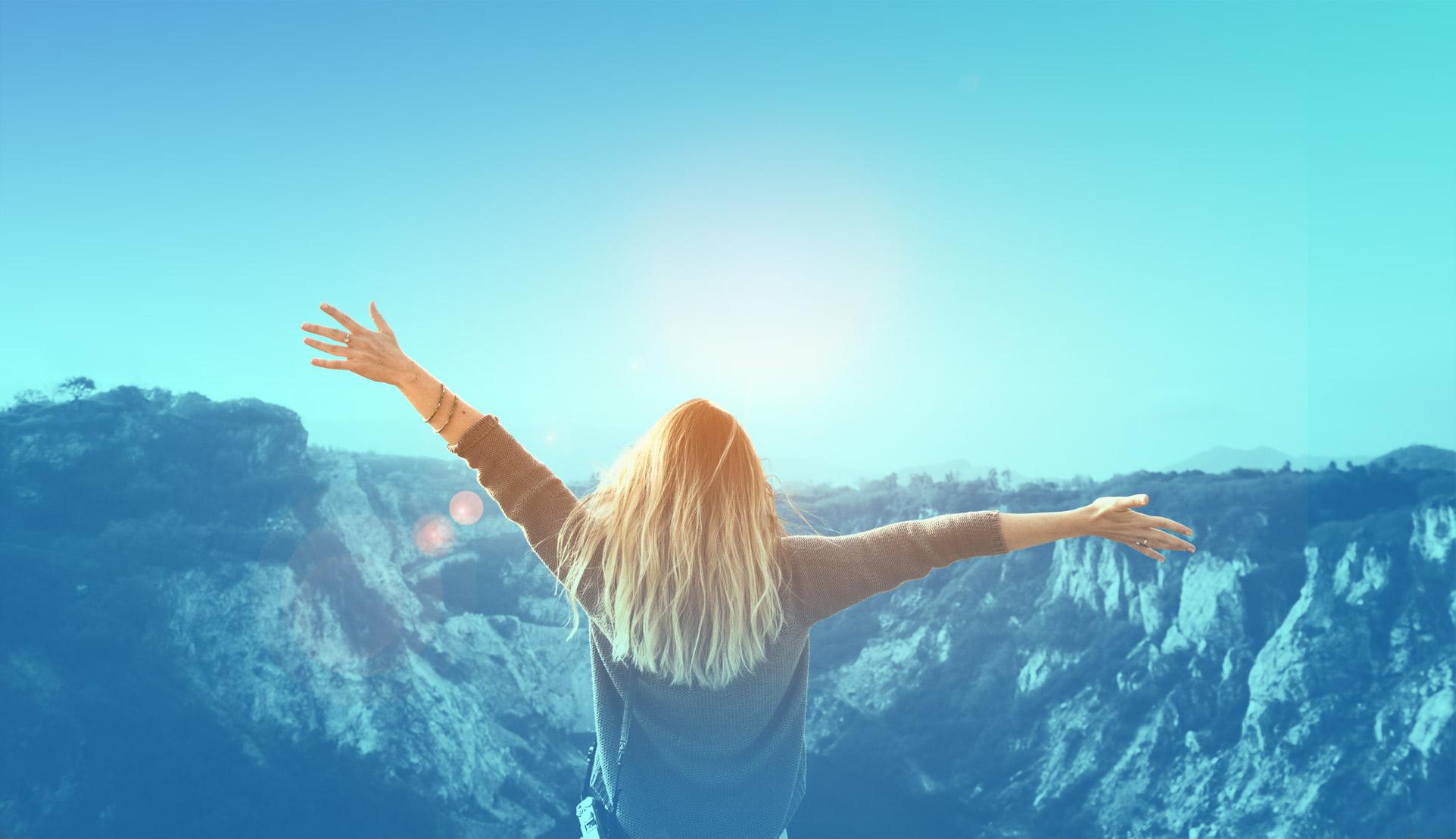 Angst überwinden - Glücksdetektiv
