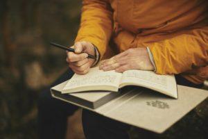 Tagebuch für Selbstfürsorge - Glücksdetektiv